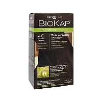 Farba na vlasy Biokap Nutricolor Delicato 4.0 Prirodzená hnedá