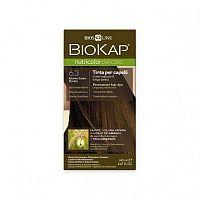 Farba na vlasy Biokap Nutricolor Delicato 6.3 Tmavý zlatý blond