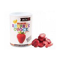 Chrumkavé ovocie lyofilizované - jahoda