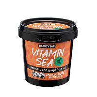 Beauty Jar - VITAMIN SEA soľ do kúpeľa 150 g