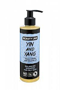 Beauty Jar - YIN AND YANG šampón na mastné vlasy 250 ml