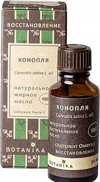 Botanika - Konopný mastný olej - 30 ml