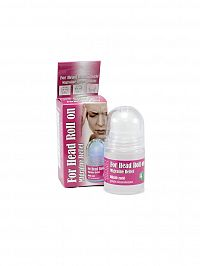Dr. Chen Patika - Gél roll-on chladivý proti bolesti hlavy - 37g