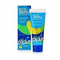 Ecodenta - Zubná pasta pre deti, ochrana pred zubným kazom - 75 ml