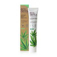Ecodenta - Zubná pasta s konopným olejom - 75 ml