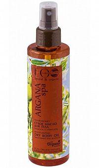 EOLab - Argan Spa - Hydratačný suchý telový olej - 200ml