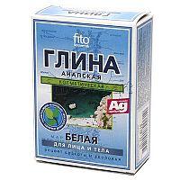 Fito Kosmetik Fitokosmetik Anapský kozmetický Biely kaolín ( íl ) s iónmi striebra 100g