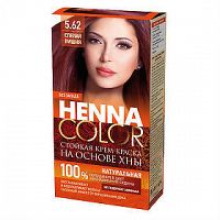 Fito Kosmetik Fitokosmetik Krémová farba na vlasy Henna color 5.62 – ZRELÁ VIŠŇA 115ml