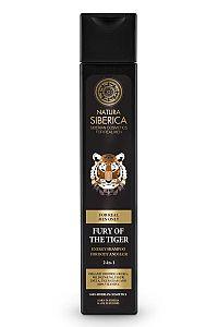 Natura Siberica - energizujúci sprchový šampón 2 v 1 na telo aj vlasy