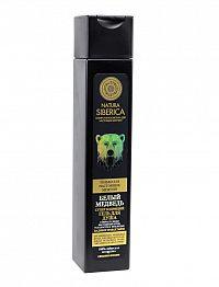 Natura Siberica Men Osviežujúci sprchový gél Biely Medveď - 250 ml