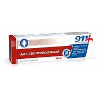 Twinstec 911+ S pagaštanom konským, gél - 100 ml