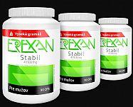 Erexan Stabil: recenzia, účinky, cena, balenia, skúsenosti