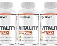GymBeam Multivitamín Vitality complex – recenzia a skúsenosti