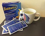 Horúce nápoje na liečbu prechladnutia