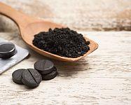 Čierne uhlie ako liek na chudnutie aj proti hnačke
