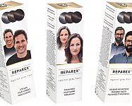 Reparex - recenzia a skúsenosti s prípravkom proti šediveniu z lekárne