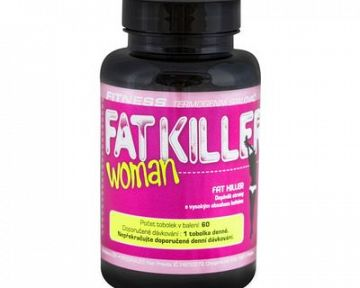 Ladylab Fat Killer prírodný spaľovač tukov – recenzia, test, skúsenosti, cena