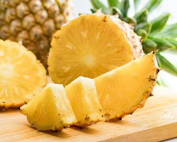 Ananásová diéta modeliek: nárazová 3-dňová diéta, jedálniček, skúsenosti, recepty