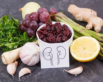 Obličková diéta: Vhodné a nevhodné potraviny, vzorový jedálniček