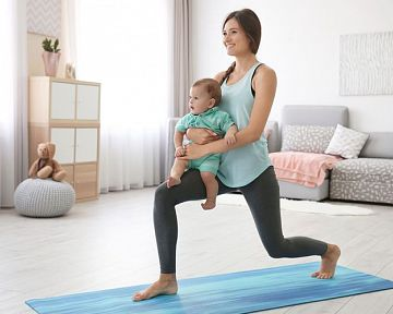 Cvičenie s bábätkom: joga, plávanie, masáž, cvičenie spojené s hrou