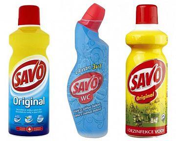 Savo dezinfekcia na podlahy, pranie i na plesne: zloženie, cena, účinky