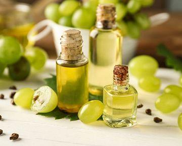 Hroznový olej na pleť i vlasy – dávkovanie, použitie, cena, skúsenosti