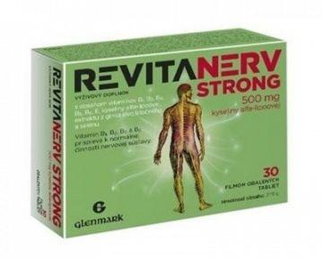 Revitanerv Strong recenzia – zloženie, účinky, cena, skúsenosti