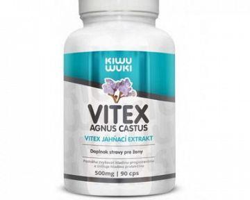 Kiwu Wuki Vitex Agnus Castus – recenzia, skúsenosti, cena prípravku na ovuláciu