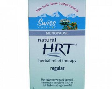 Swiss Natural HRT na menopauzu 60 cps – zloženie, recenzia, skúsenosti, cena