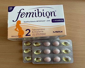 Femibion 2 – recenzia, cena, skúsenosti. Ako užívať prezradí príbalový leták