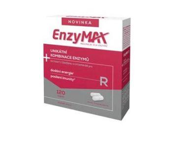 EnzyMAX R – recenzie, skúsenosti, účinky, cena. Ako enzýmy užívať?