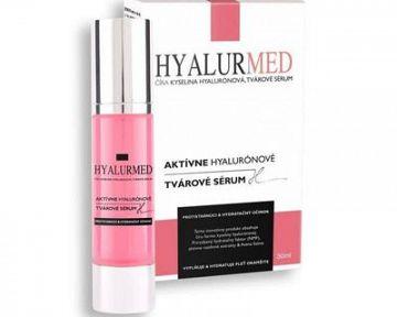 Hyalurmed Tvárové sérum – recenzia, cena, účinky