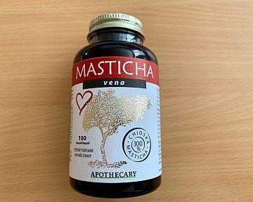 Masticha Vena na cholesterol – recenzia, zloženie, skúsenosti, cena