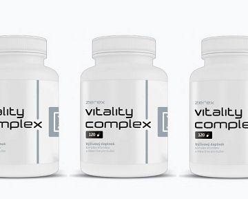 Zerex Vitality Complex – recenzia na vitamíny a minerály pre mužov