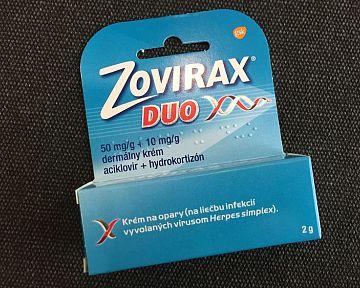 Zovirax a Zovirax Duo – recenzia, skúsenosti. Na opar, kútik, afty