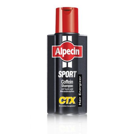 ALPECIN SPORT Kofeínový šampón CTX 1x250 ml  54e01045c71