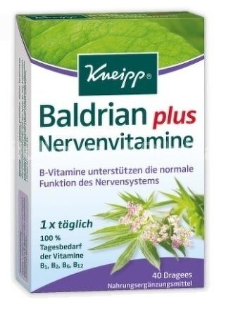 Baldrian 40 tbl