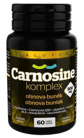 Carnosine komplex 900 mg SALUTEM tbl 1x60 ks