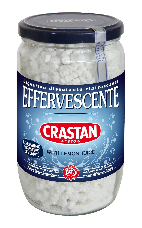 CRASTAN® šumivé granule so sódou bikarbónou 250g
