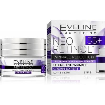Eveline Cosmetics Neo Retinol Denní/Noční krém 55+ 50ml 50 ml