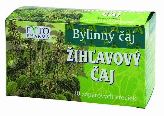 FYTO žihľavový čaj 20x1g