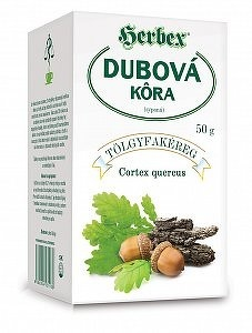 HERBEX DUBOVÁ KORA sypaný čaj 50g
