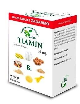 HerbVitea TIAMÍN 50 mg tbl