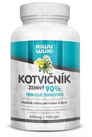 KIWU WUKI Kotvičník zemný cps 1x120 ks