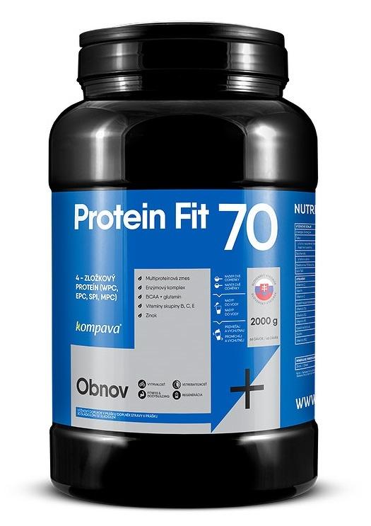 Kompava ProteinFit 70 500 g