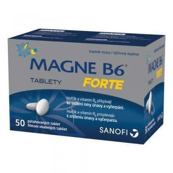 MAGNE B6 FORTE tbl 1x50 ks