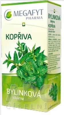 MEGAFYT Bylinková lekáreň ŽÍHĽAVA bylinný čaj 20x1 5 g