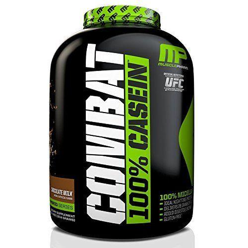 MusclePharm Combat 100% Casein 1814 g 1814 g cookies cream