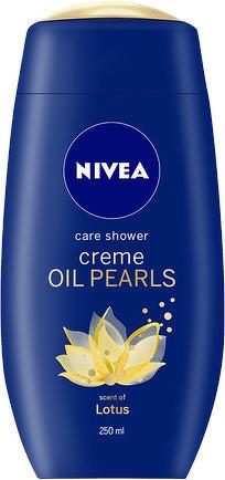 NIVEA Sprchový gél Creme Oil Lotos