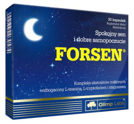Olimp Forsen, 30 kps